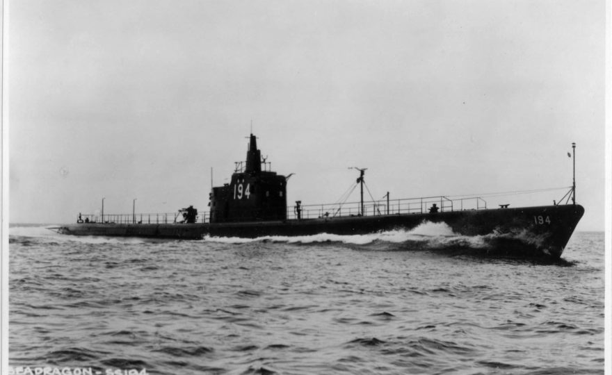 USS Seadragon